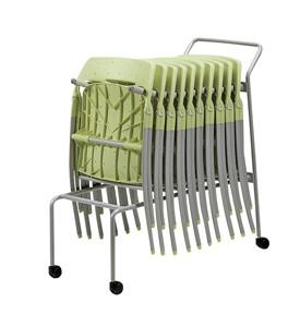Chariot de transport pour chaises pliantes ELY