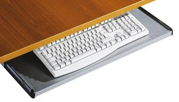 Accessoire mobilier de bureau - Clavier coulissant