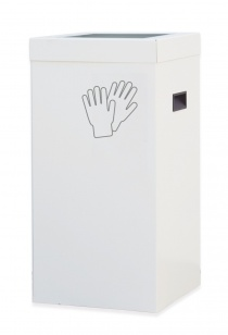 Hygiène et protection - Corbeille de recyclage