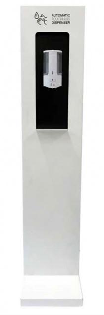 Hygiène et protection - Distributeur automatique de gel