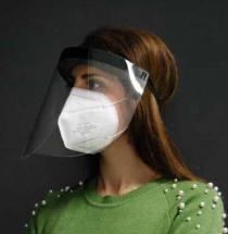 Hygiène et protection - Ecran de protection faciale Fixe