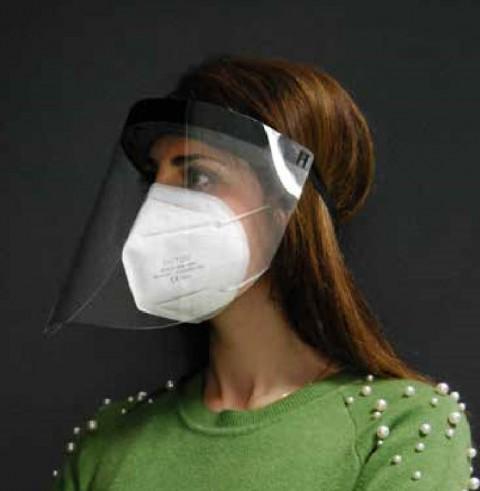 Ecran de protection faciale Fixe