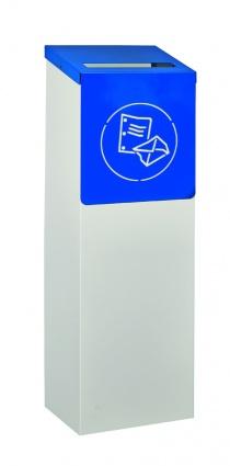 Corbeilles - Container à roulettes pour papier