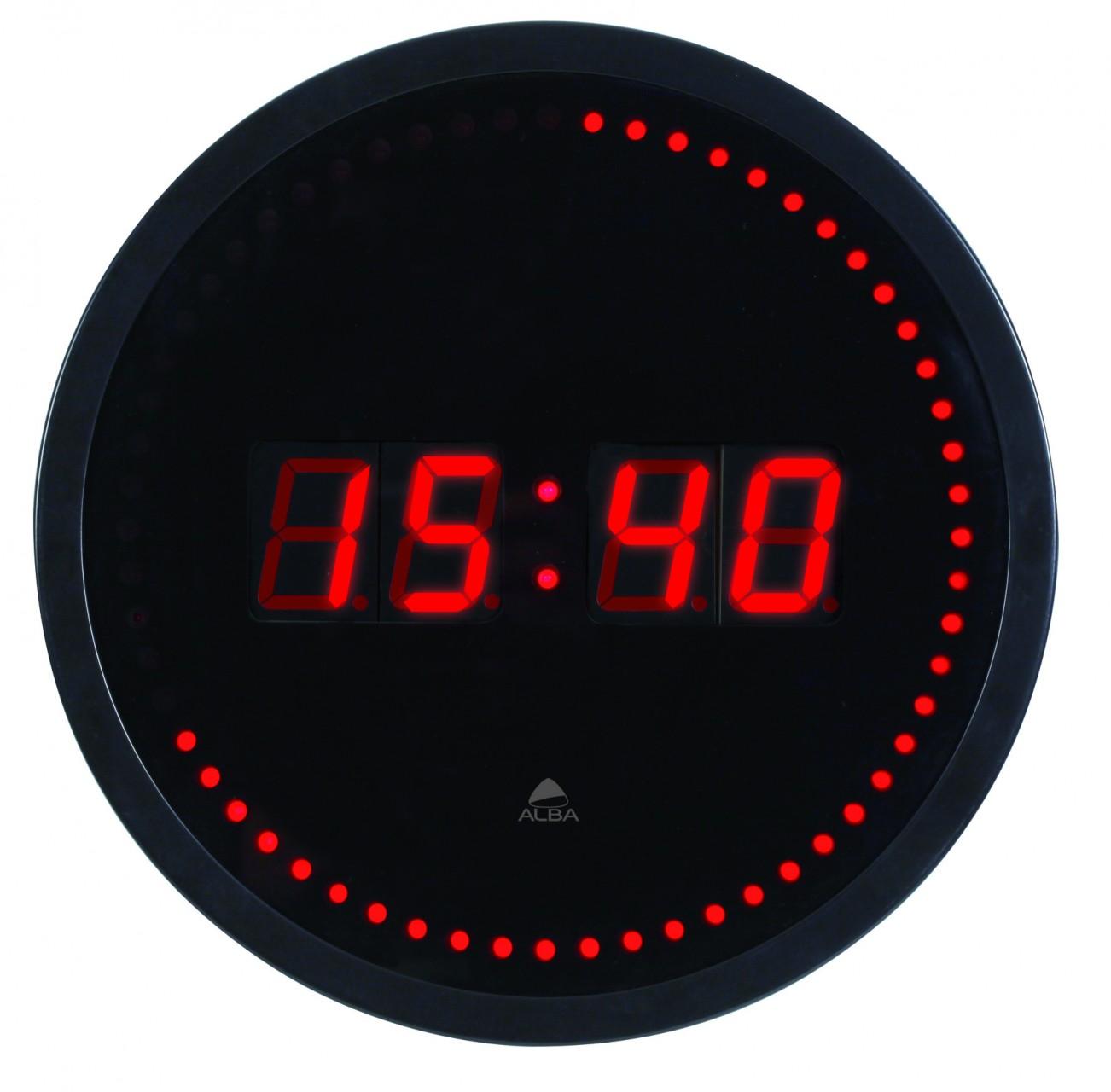 horloge led achat horloges 69 00. Black Bedroom Furniture Sets. Home Design Ideas