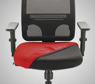 Housse - Housse d'assise pour fauteuil synchro