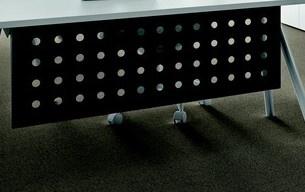 Accessoires mobilier de bureaux - Voile de fond
