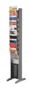 Affichages et présentoirs entreprises - Présentoir Epi simple et double face