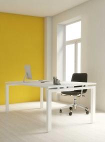 Bureau individuel - Bureau bench 1 personne  Alto
