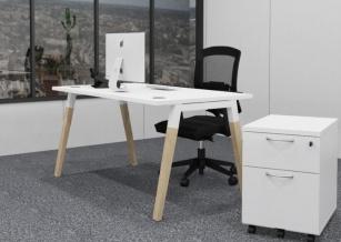 Bureau individuel - Bureau individuel Oslo Prof.70 cm
