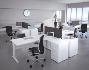 Bureau individuel - Bureau Compact Stendhal