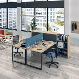 Bureau individuel - Bureau droit Urban