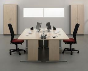 Bureaux et fauteuils environnement - Bureau Séna LR