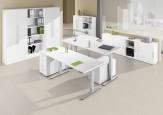Notre collection de bureau assis debout - Bureau assis-debout électrique Adapt