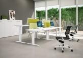 Bureau assis debout - Bureau Assis-debout électrique Modul