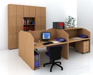 Bureau professionnel - Mobilier et bureau Call Center