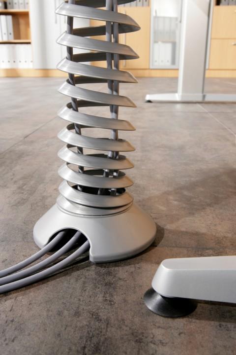 Vertèbre verticale pour bureaux Adapt Assis-debout