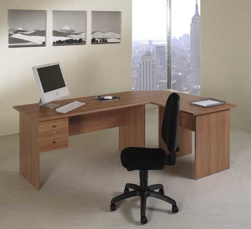bureau angle eco achat bureaux d 39 angle 247 00. Black Bedroom Furniture Sets. Home Design Ideas