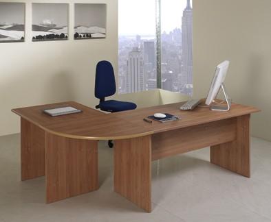 bureau angle eco achat bureaux droits 239 00. Black Bedroom Furniture Sets. Home Design Ideas