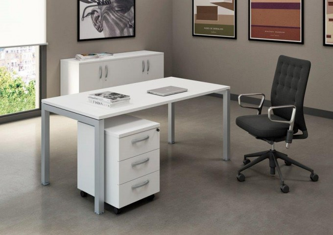 Bureau Bench 1 personnes Express Plus