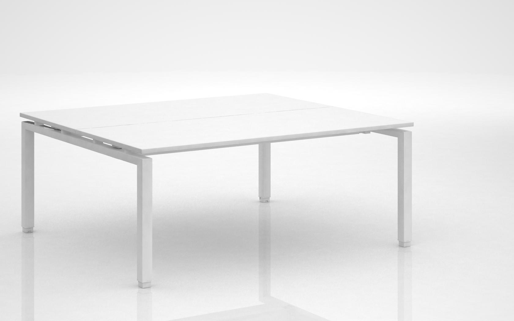 Bureau bench 2 personnes alto achat bureaux bench 545 00 for Bureau design 2 personnes