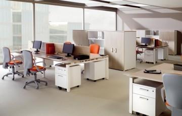 bureau bench 4 personnes alto achat bureaux bench 823 00. Black Bedroom Furniture Sets. Home Design Ideas