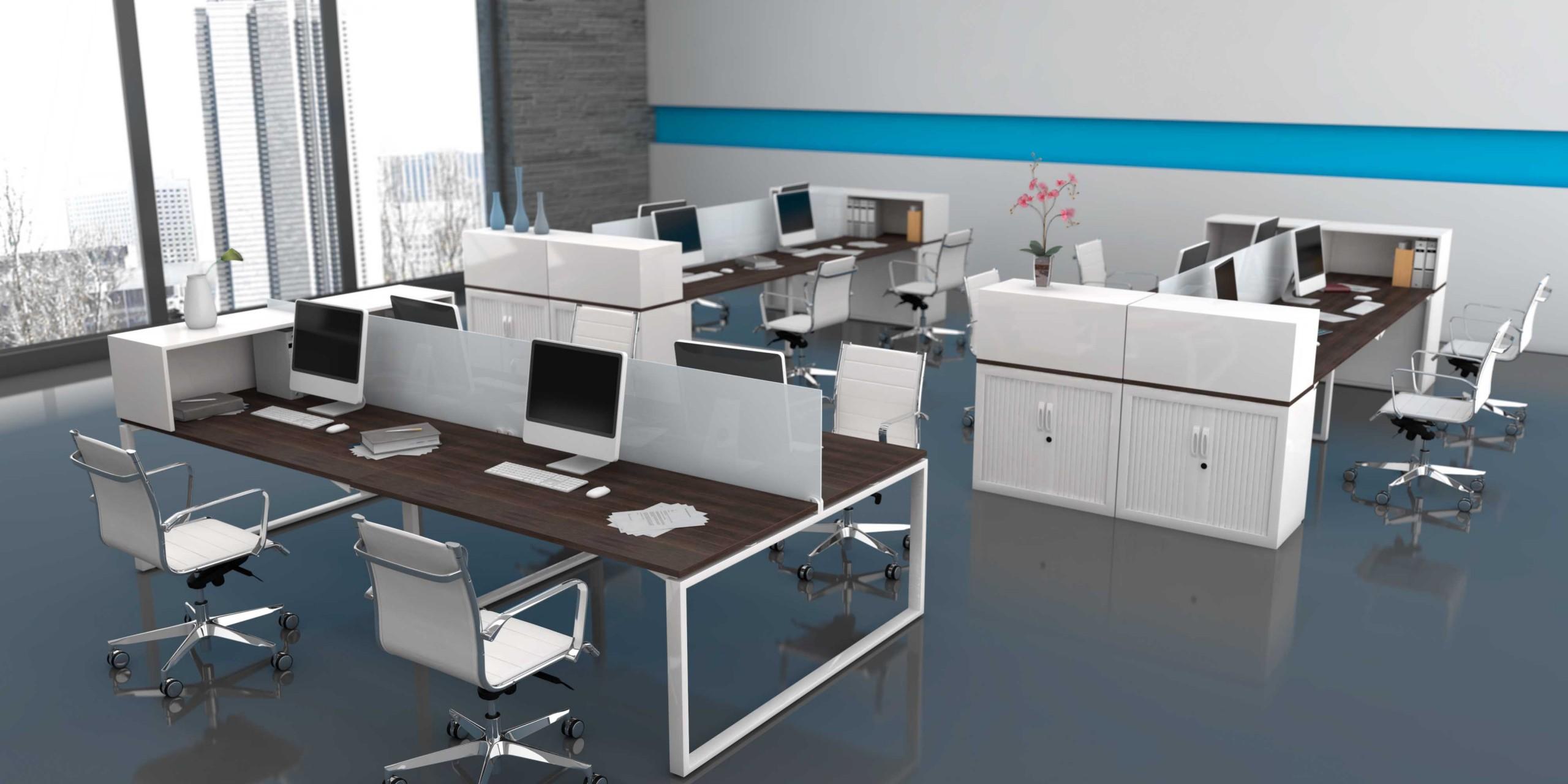 Bureau bench 4 personnes cool achat bureaux bench 912 00 for Bureau marguerite 4 personnes