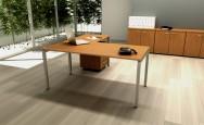 Bureaux individuels - Bureau Bench Budget 1 personne