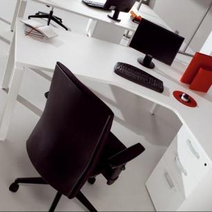 Bureaux d'angle - Bureau Bench Compact  Alto