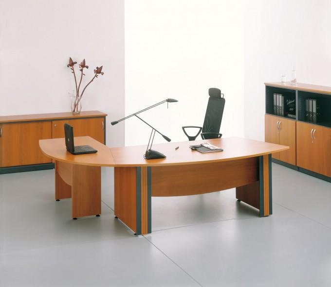 Bureau de direction Orion Achat bureau professionnel pas cher