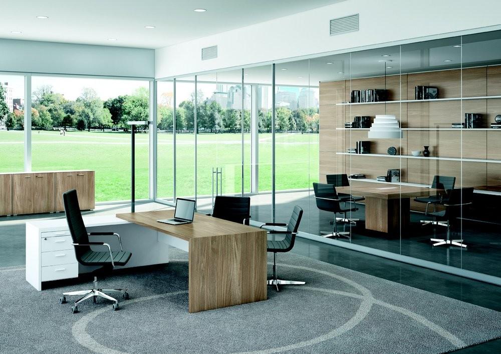 bureau de direction vermount achat bureaux de direction 1 179 00. Black Bedroom Furniture Sets. Home Design Ideas