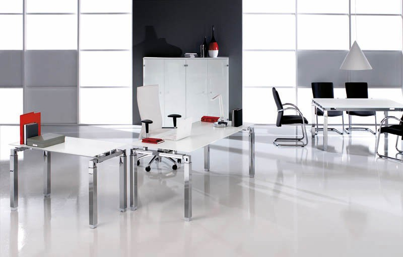 Bureau 120x60 Table Modulaire Demilune X Cm Promotion With Bureau