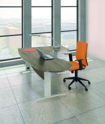 Bureaux d'angle - Bureau Manager Idra