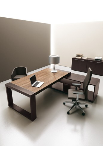 bureau sur cr dence ambassadeur achat bureau design 1 509 00. Black Bedroom Furniture Sets. Home Design Ideas