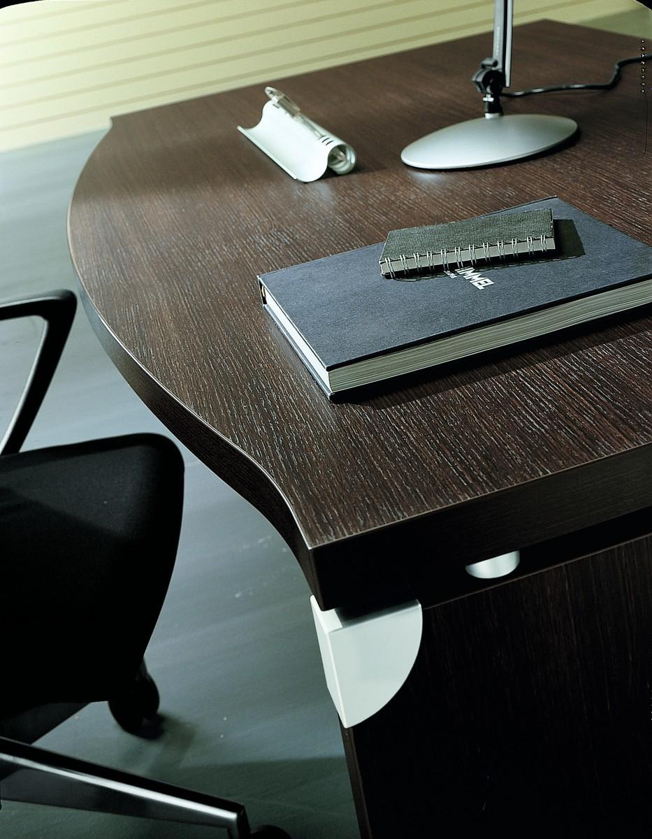 bureau tal s avec retour sur caisson achat bureaux de direction 1 049 00. Black Bedroom Furniture Sets. Home Design Ideas
