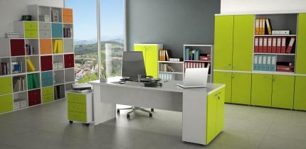 Bureaux individuels - Bureau Budget Color