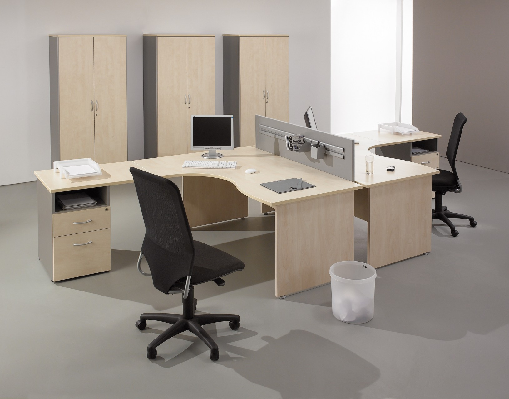 bureau compact s na pc achat bureaux compacts 256 00. Black Bedroom Furniture Sets. Home Design Ideas