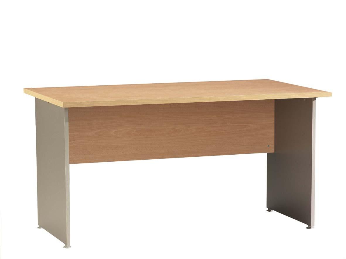 Bureau droit modulaire winch h tre achat bureau professionnel pas cher 109 00 for Quelle couleur pour un bureau professionnel