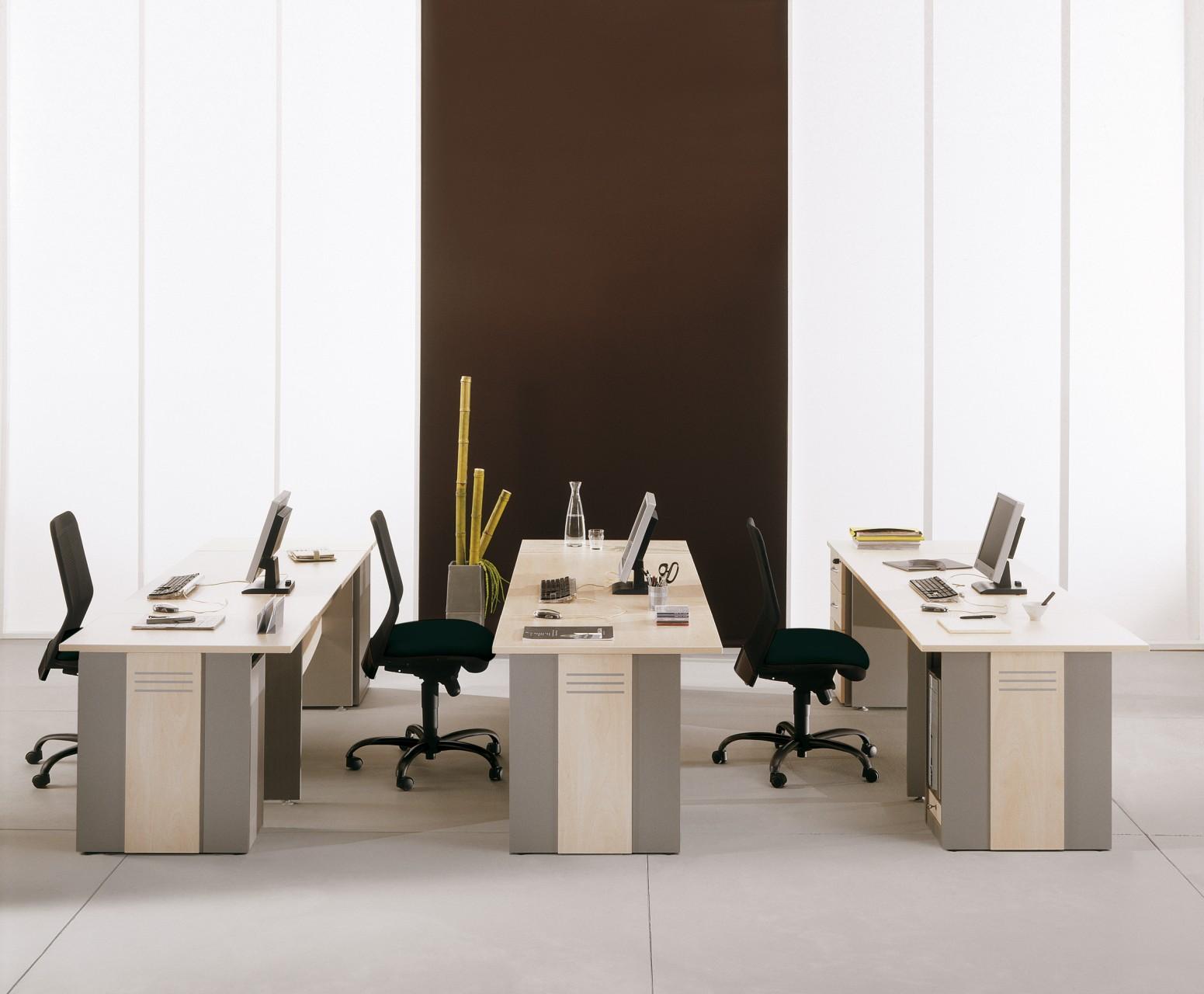 bureau droit select achat bureaux droits 179 00. Black Bedroom Furniture Sets. Home Design Ideas