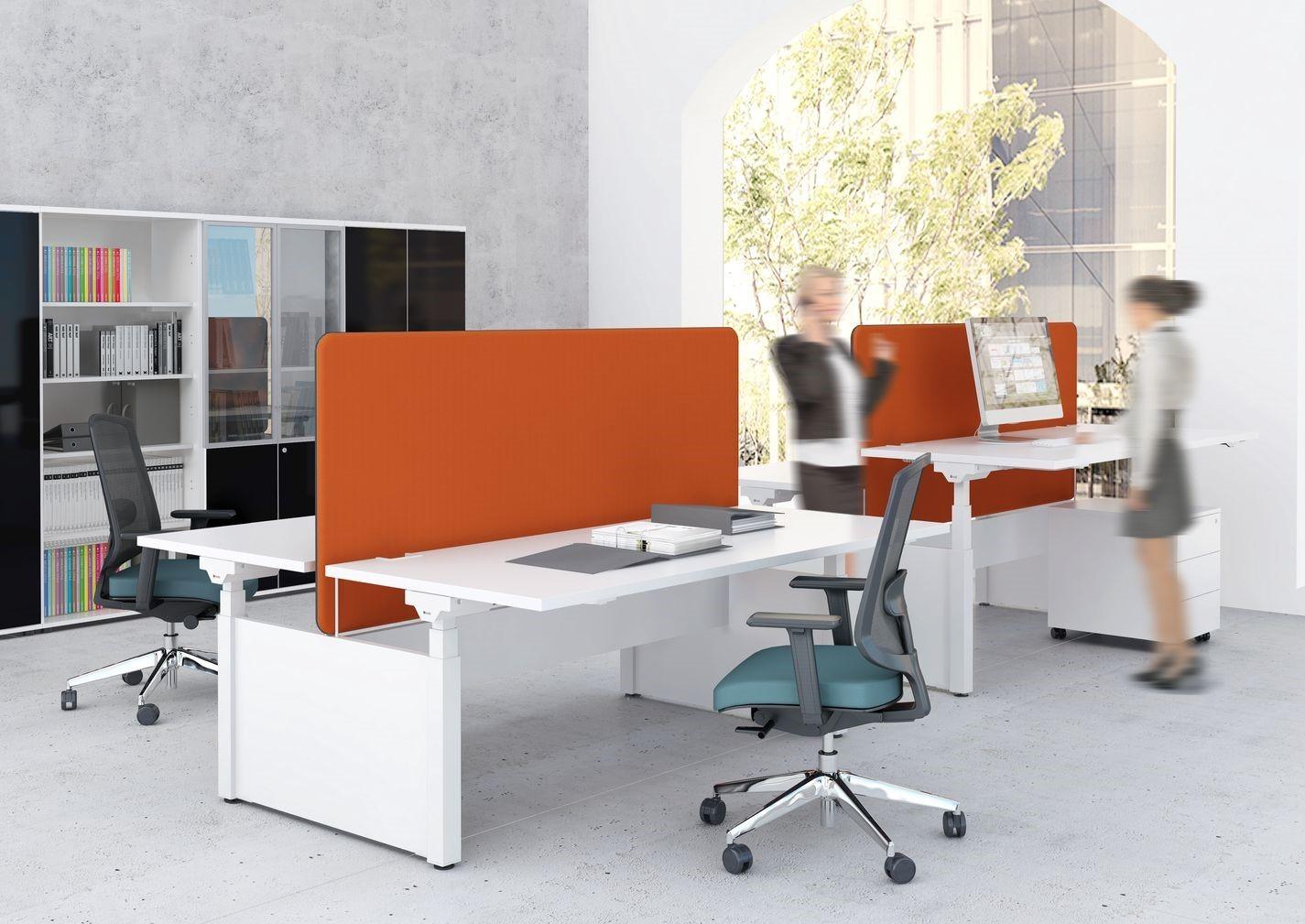 Bureau bench réglable en hauteur drive