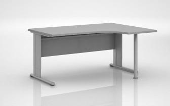 Bureaux compacts - Bureau compact réglable en hauteur E2