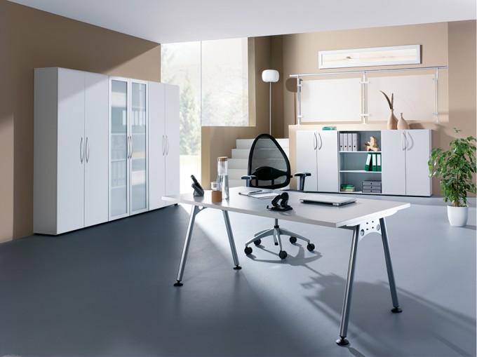bureau r glable en hauteur alpha achat bureaux r glables en hauteur 299 00. Black Bedroom Furniture Sets. Home Design Ideas
