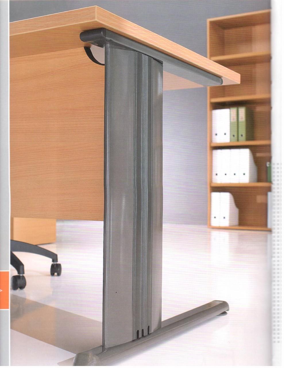 Bureau r glable en hauteur e2 achat bureaux r glables en - Treteau reglable en hauteur ...