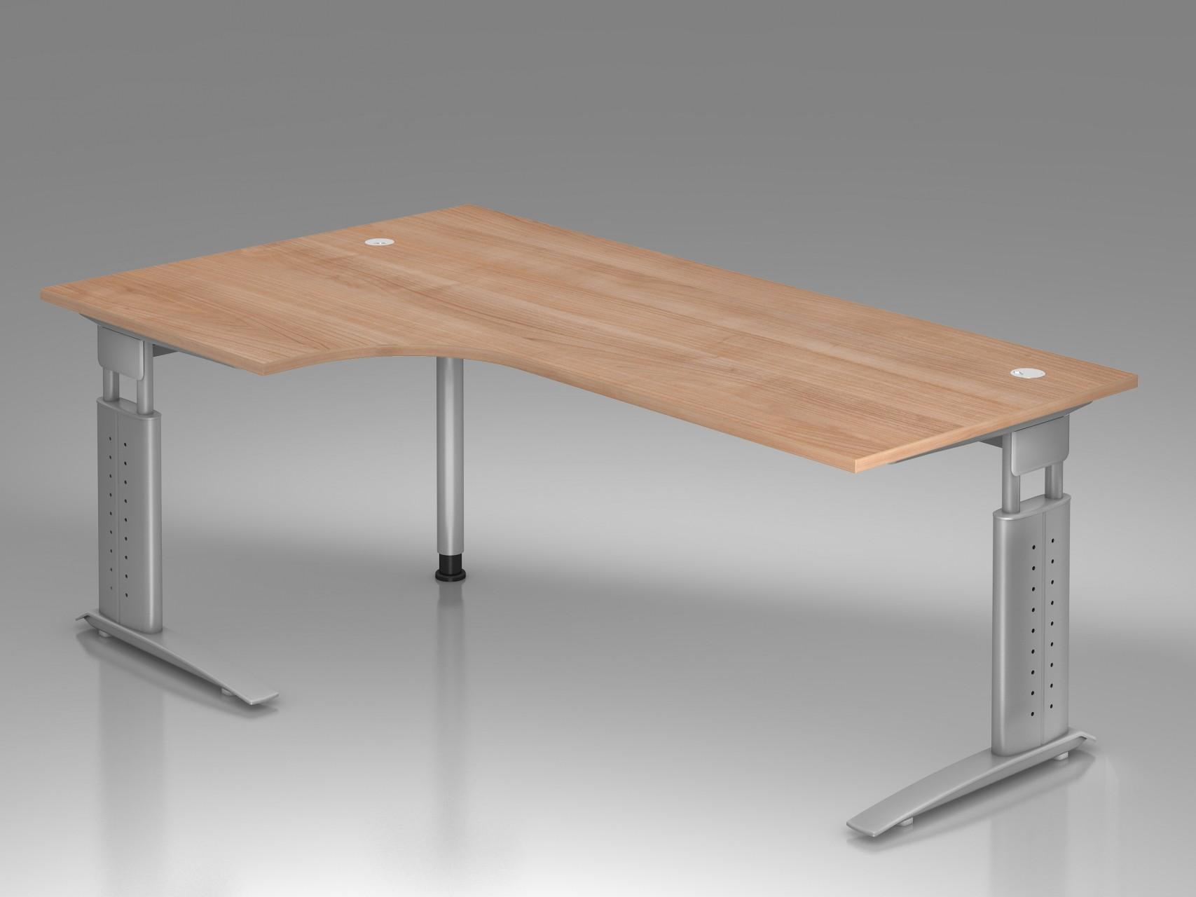 bureau r glable en hauteur ergonomique plus compact achat bureaux r glables en hauteur 680 00. Black Bedroom Furniture Sets. Home Design Ideas