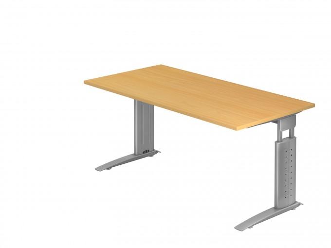 Bureau r glable en hauteur ergonomique plus achat - Bureau reglable en hauteur ikea ...