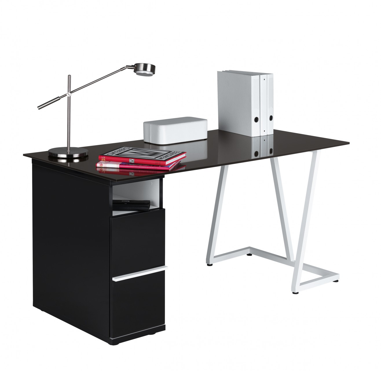 bureau caisson street achat home offices 297 00. Black Bedroom Furniture Sets. Home Design Ideas