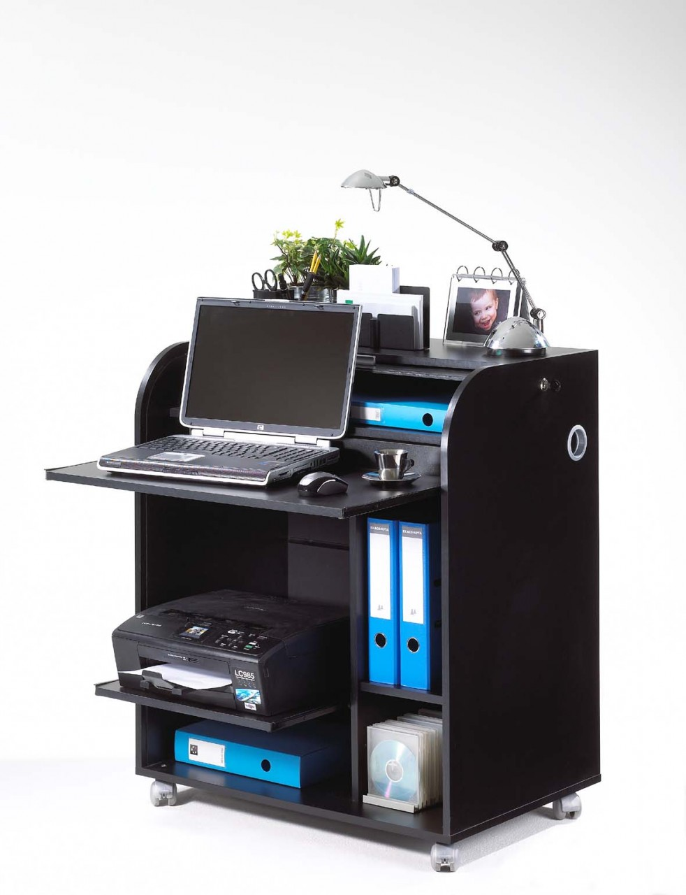 bureau nomade achat home offices 193 00. Black Bedroom Furniture Sets. Home Design Ideas