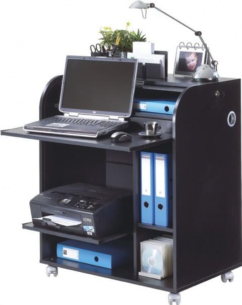 Super Bureau secrétaire à rideau - Achat home offices - 170,00€ DB-43