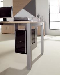Accessoires mobilier de bureaux - Supports unité centrale