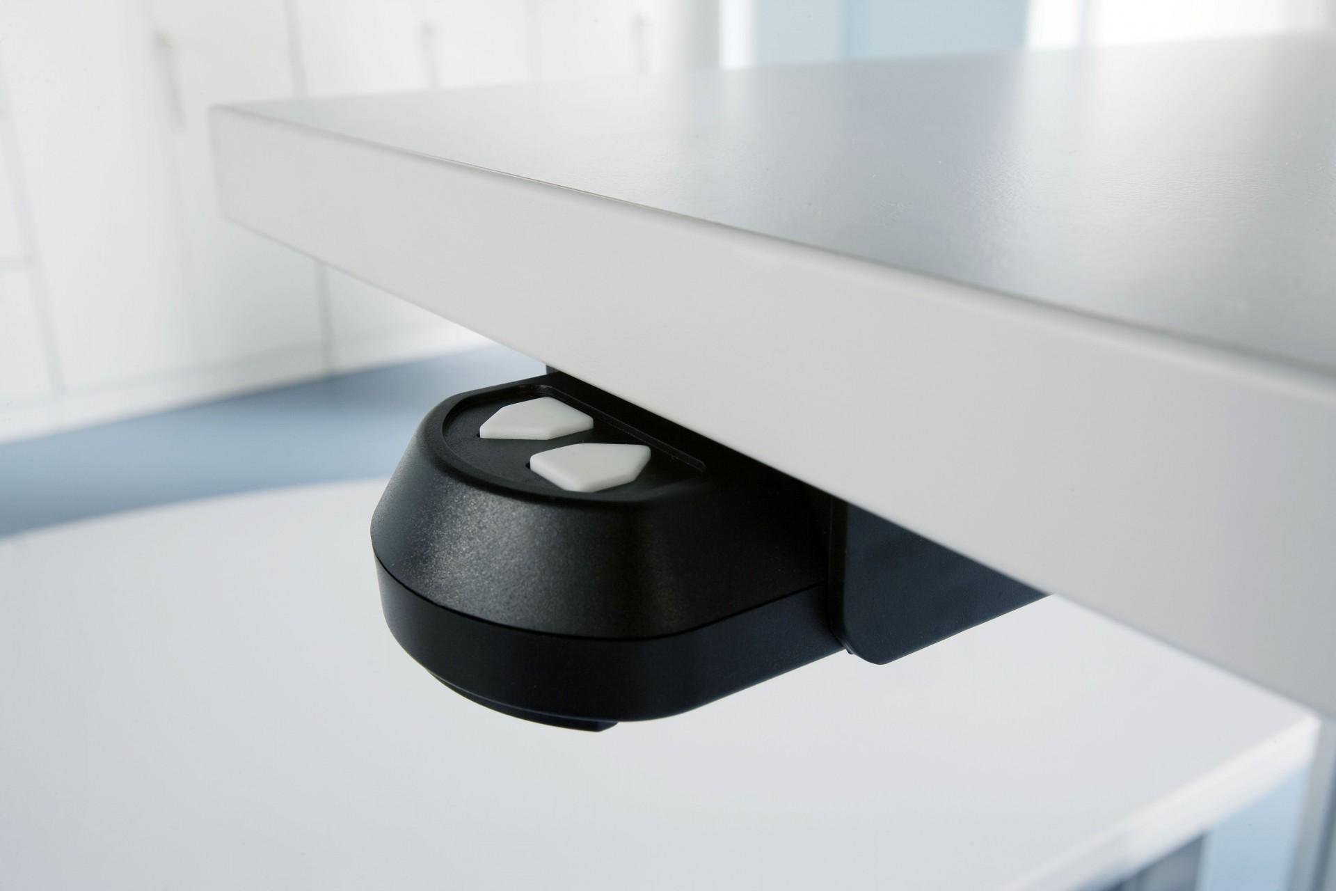 bureau assis debout courbe ergo. Black Bedroom Furniture Sets. Home Design Ideas
