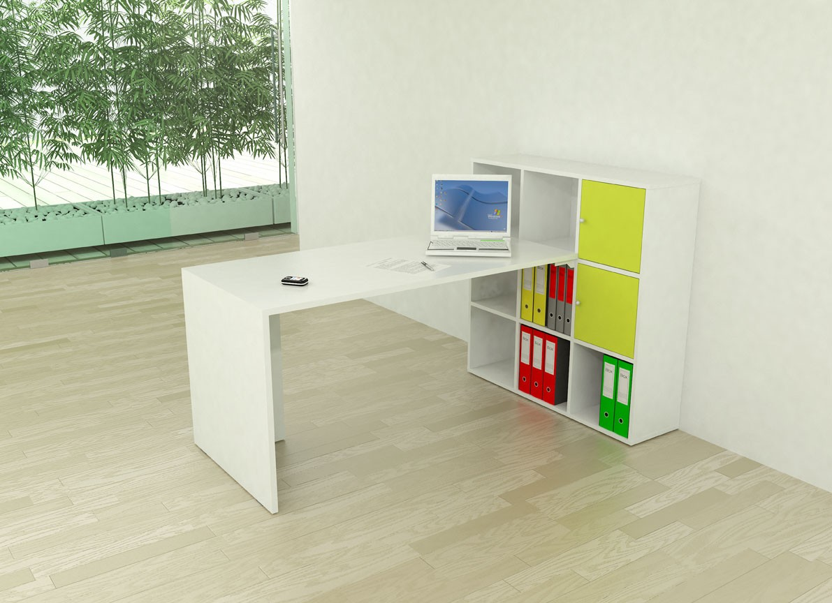 bureau d angle avec rangement mini bureau lepolyglotte of. Black Bedroom Furniture Sets. Home Design Ideas